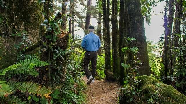 Russ Park Hiking Trail