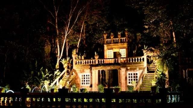 Paronella Park by Night