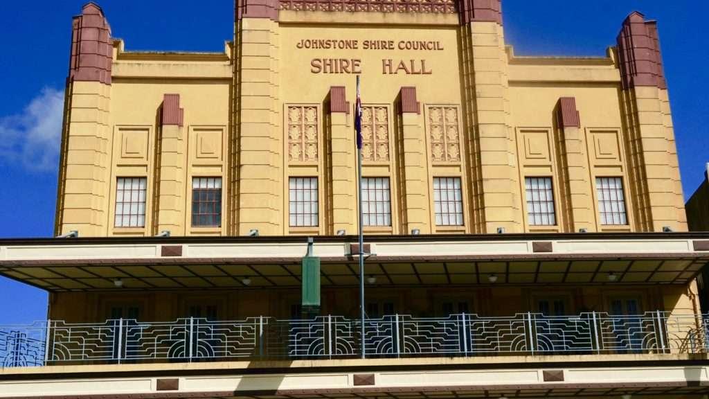 Shire Hall Innisfail - Cassowary Coast