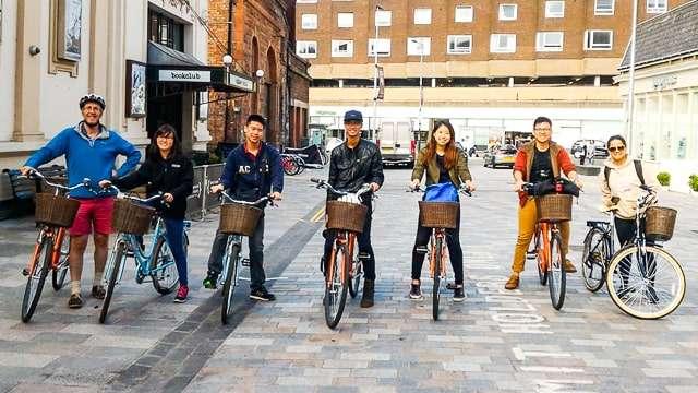 Glasgow Bike Tour