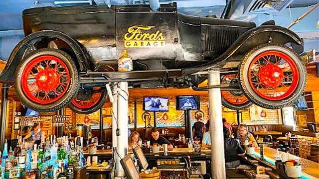 Ford's Garage Restaurant Fort Myers