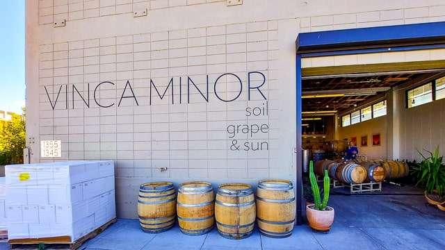 Vinca Minor Winery - Berkeley