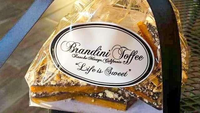 Brandini Toffee - Rancho Mirage