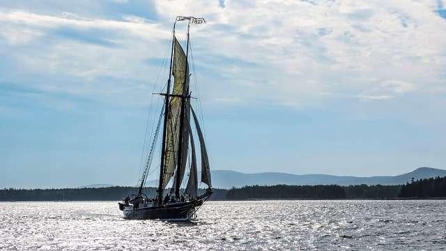 Windjammer Cruise of Midcoast Maine