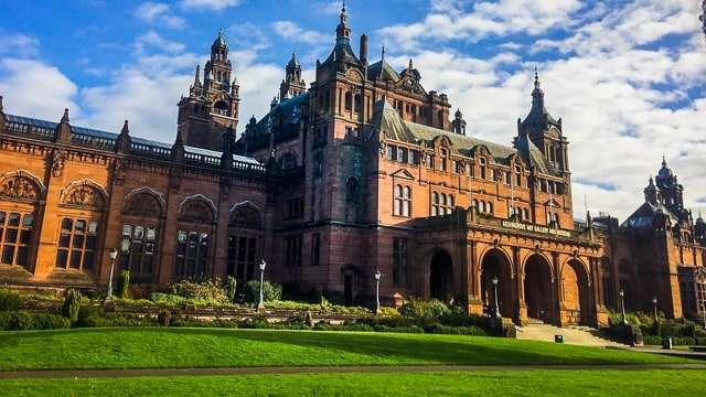 Kelvingrove Art Museum - Glasgow