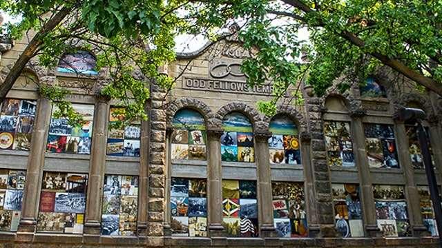 Heritage Park Windows on the Past