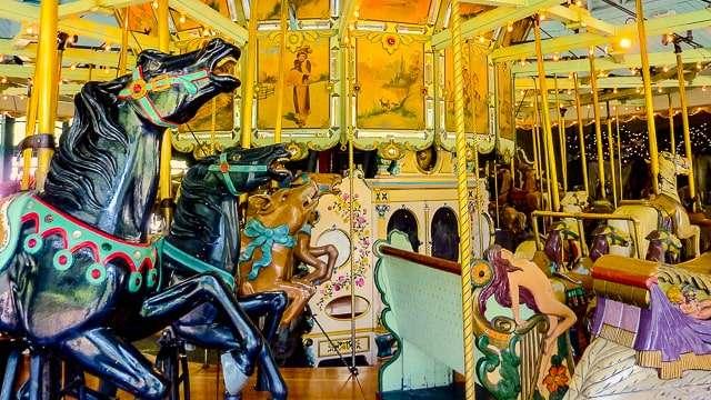 Berkeley Tilden Park - Merry Go Round