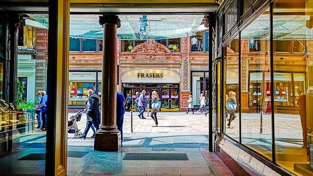 Buchanan Street Shopping