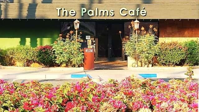 Palms Café - Rancho Mirage