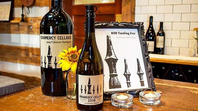 Gramercy Cellars Wine