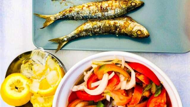 Cinque Terre Seafood